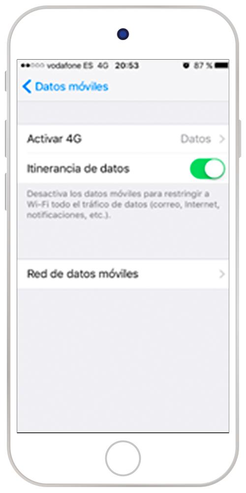 Datos moviles