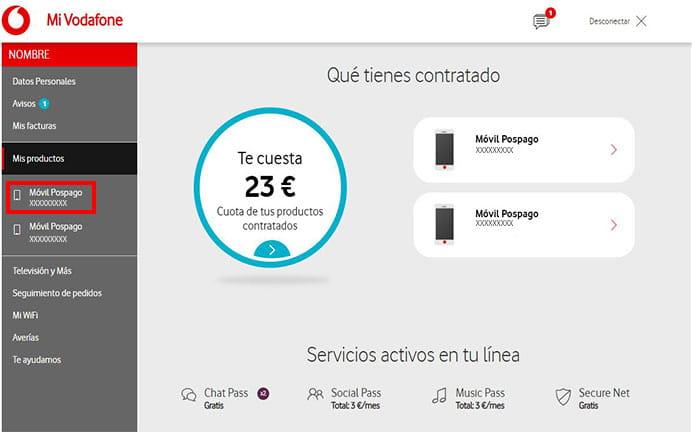 ¿Cómo cambiar el PIN del móvil?   Ayuda Vodafone Particulares