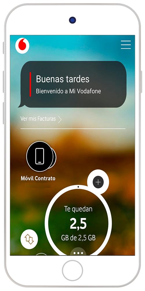 Home nueva app mi vodafone