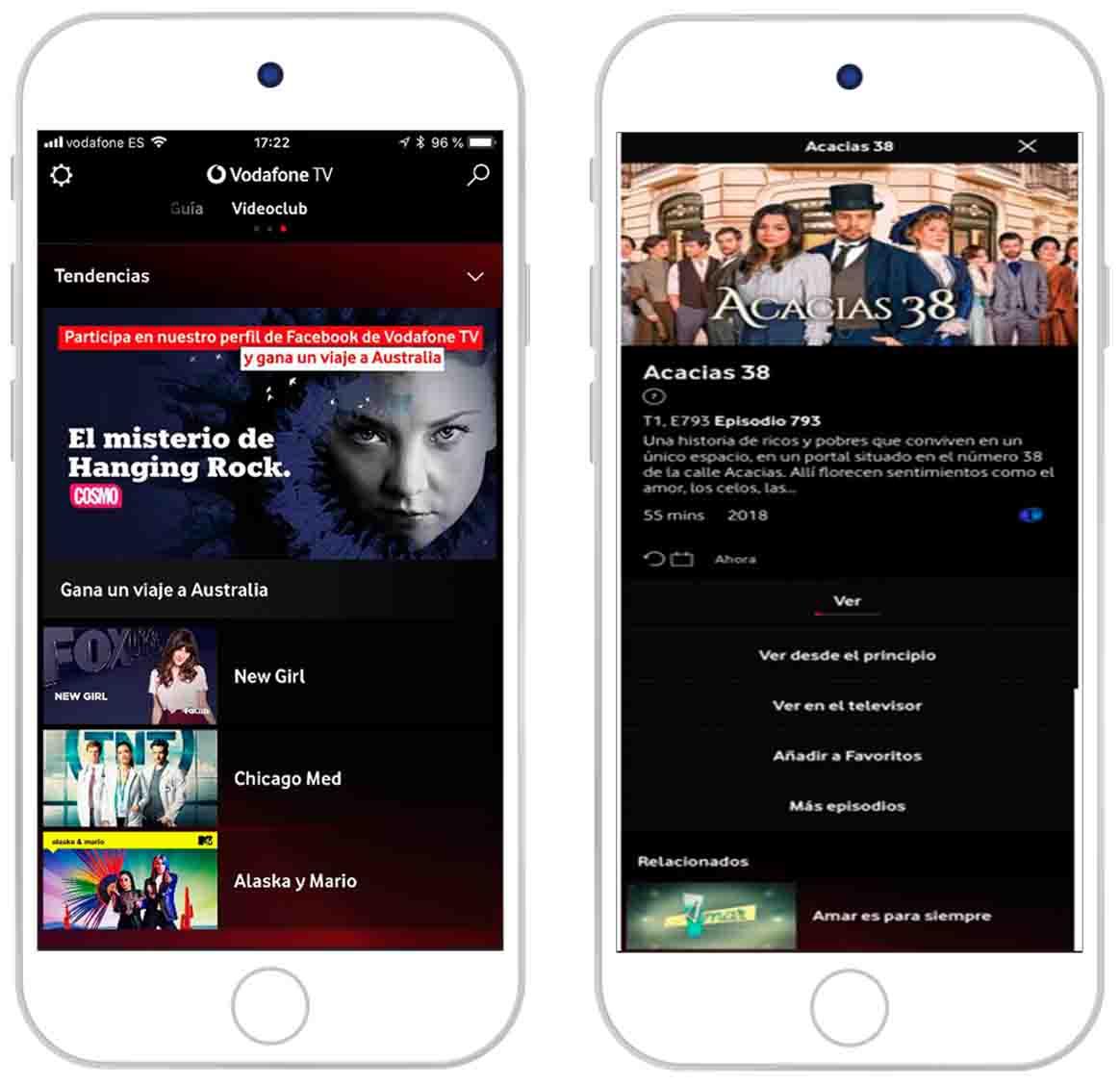 Imagen Vodafone TV