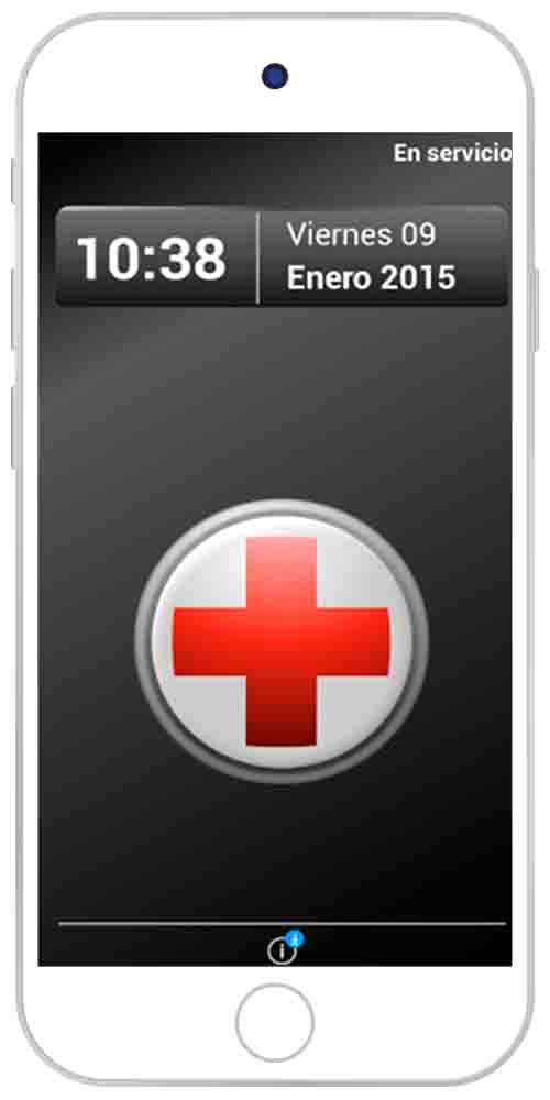 Imagen App de Cruz Roja