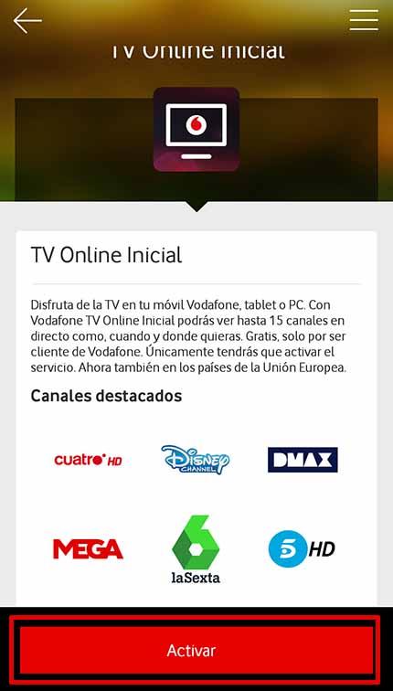 Ver Online Cuatro Tv — Elperolo